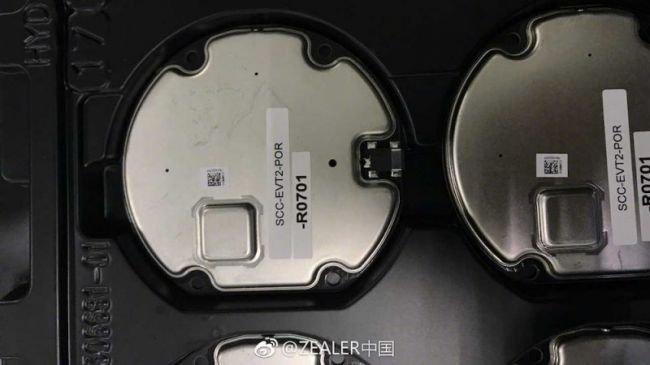 iPhone 8'in Kablosuz Şarjı, Bu Karelerle Göründü!