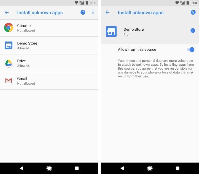 Android Oreo, Bu İşlevi Daha Güvenli Hale Getirdi!