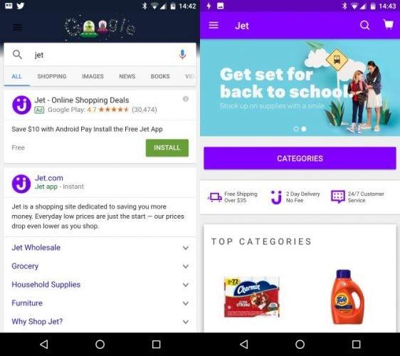 Android Instant Apps Nedir, Nasıl Kullanmalı?