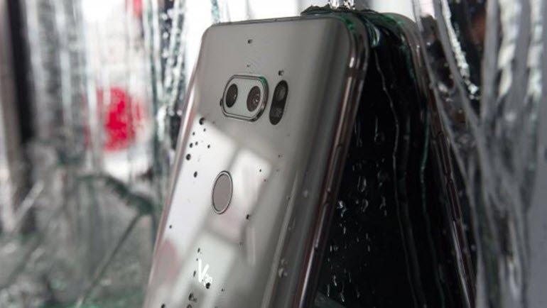 LG V30 Tanıtıldı, İşte Özellikleri!