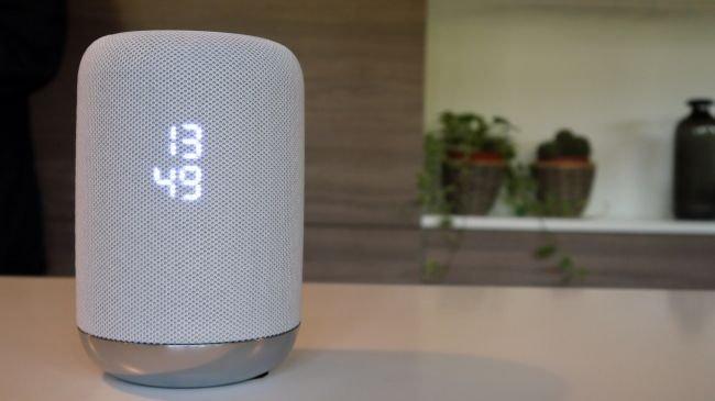3 - En iyi bağlı gadget: Sony Smart Speaker