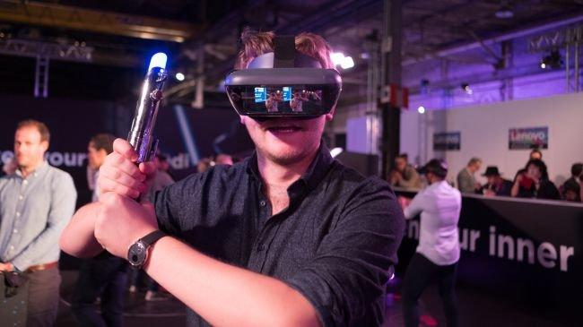 4 - En iyi buluş: Lenovo Star Wars: Jedi Challangers