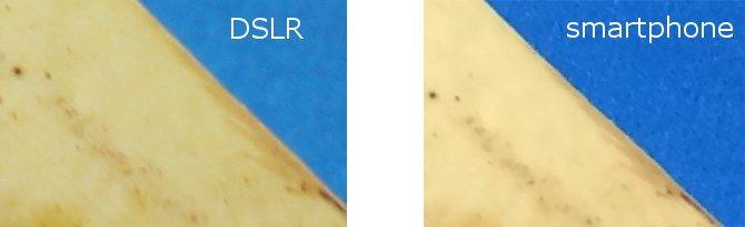 DSLR vs. Akıllı Telefon Kameraları