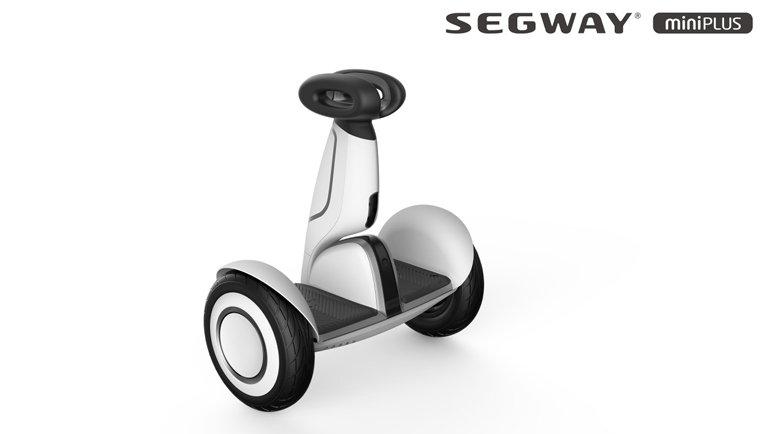 Segway, miniLITE ve miniPLUS'ı Tanıttı!