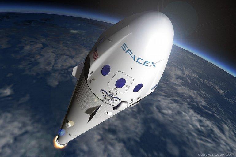 SpaceX Uzay Elbisesi Ortaya Çıktı!