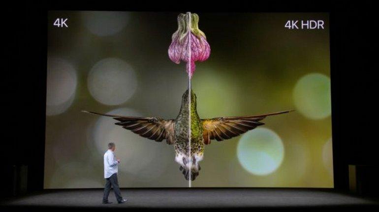 Apple TV 4K tanıtıldı!