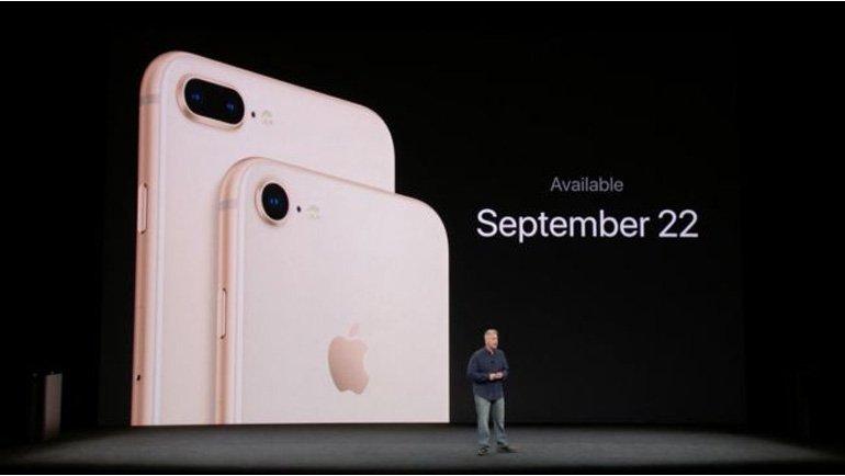 iPhone 8 Satış Tarihi ve Fiyatı