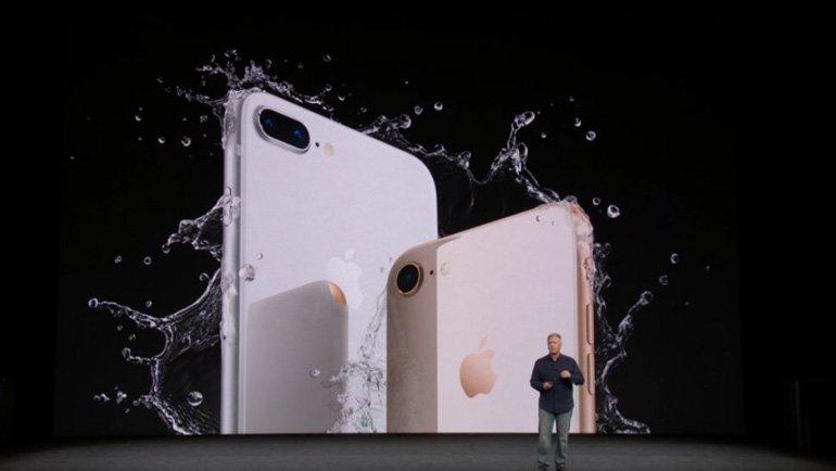 iPhone 8 Plus Tanıtıldı! İşte Özellikleri ve Fiyatı!