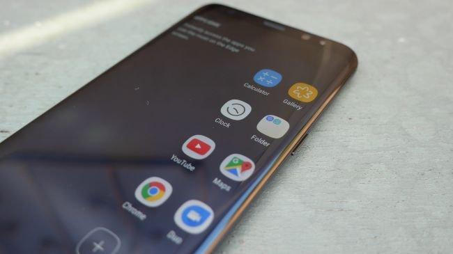 iPhone X ve Samsung Galaxy S8 Karşı Karşıya!