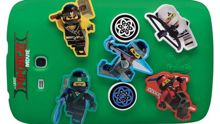Samsung, Lego'lu Galaxy Kids Tab'ı Tanıttı