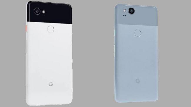 Google Pixel 2'nin Detayları Sızdı