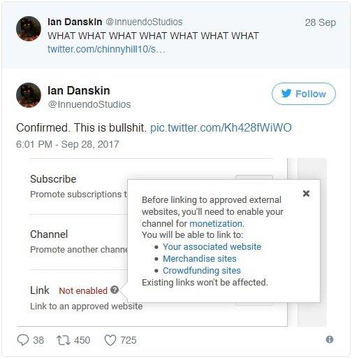 YouTube, Bağımsız Yaratıcıları Yine Üzdü