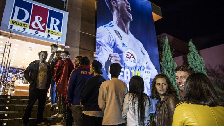 FIFA 18 Lansman Partisi Gerçekleşti