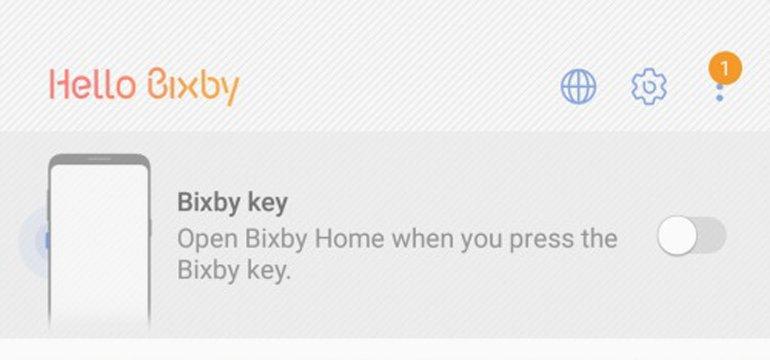 Galaxy S8 ve Note 8'de Bixby tuşunu iptal edin