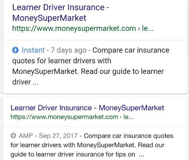 Google'da Hızlı Yüklenen Sayfaların Adı Değişiyor!