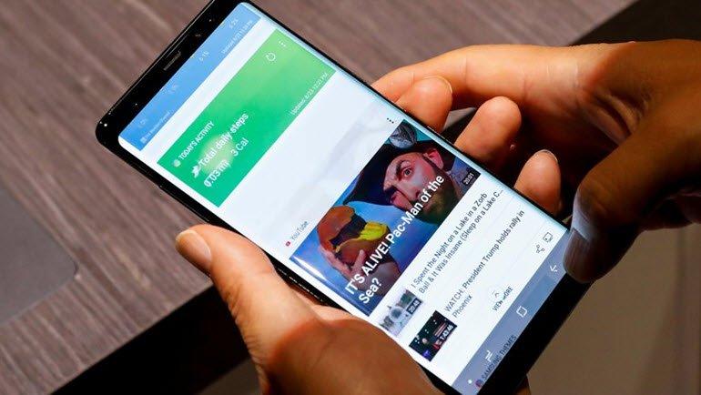 Galaxy Note 8 Artık Root'lanabilir - CHIP Online
