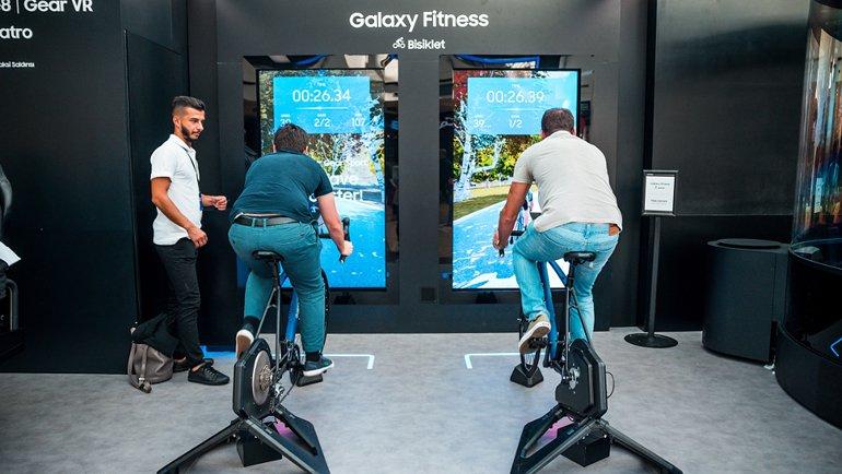 Samsung Galaxy Studio Açıldı