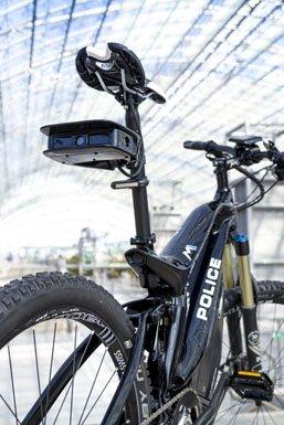 Dünyanın İlk ve Tek Akıllı Devriye Bisikleti