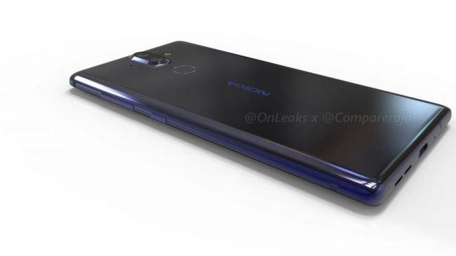 Nokia 9'un Çizimleri Sızdı