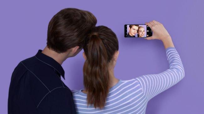 Huawei'den Her Yüzü Çift Kameralı Telefon!
