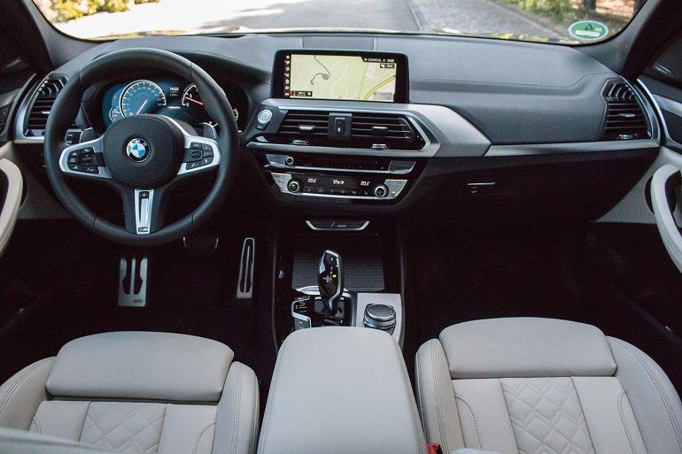 335 Beygir Gücüne Sahip 2018 BMW X3 M40i