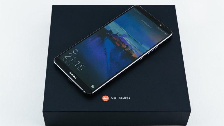 Huawei Mate 10 ne zaman satışa sunulacak?