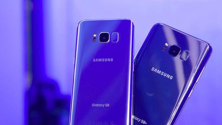 Galaxy S8 ve Galaxy S8+'tan Önemli Başarı