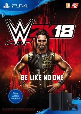 WWE 2K18'in öne çıkan özellikleri şunlar:
