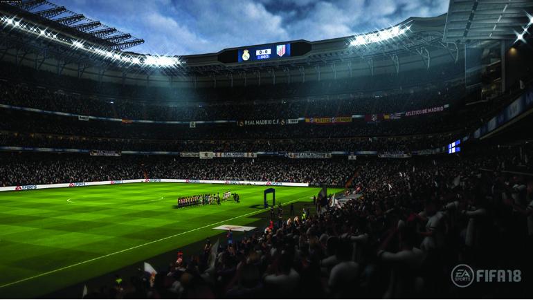 Atmosferde FIFA yine birinci