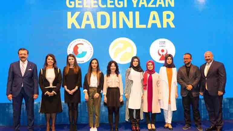 Türkiye'nin Dijital Kalkınmasına Kadın Eli Değecek