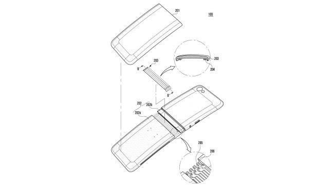 Galaxy X, Katlanabilen Telefon Gibi Olabilir