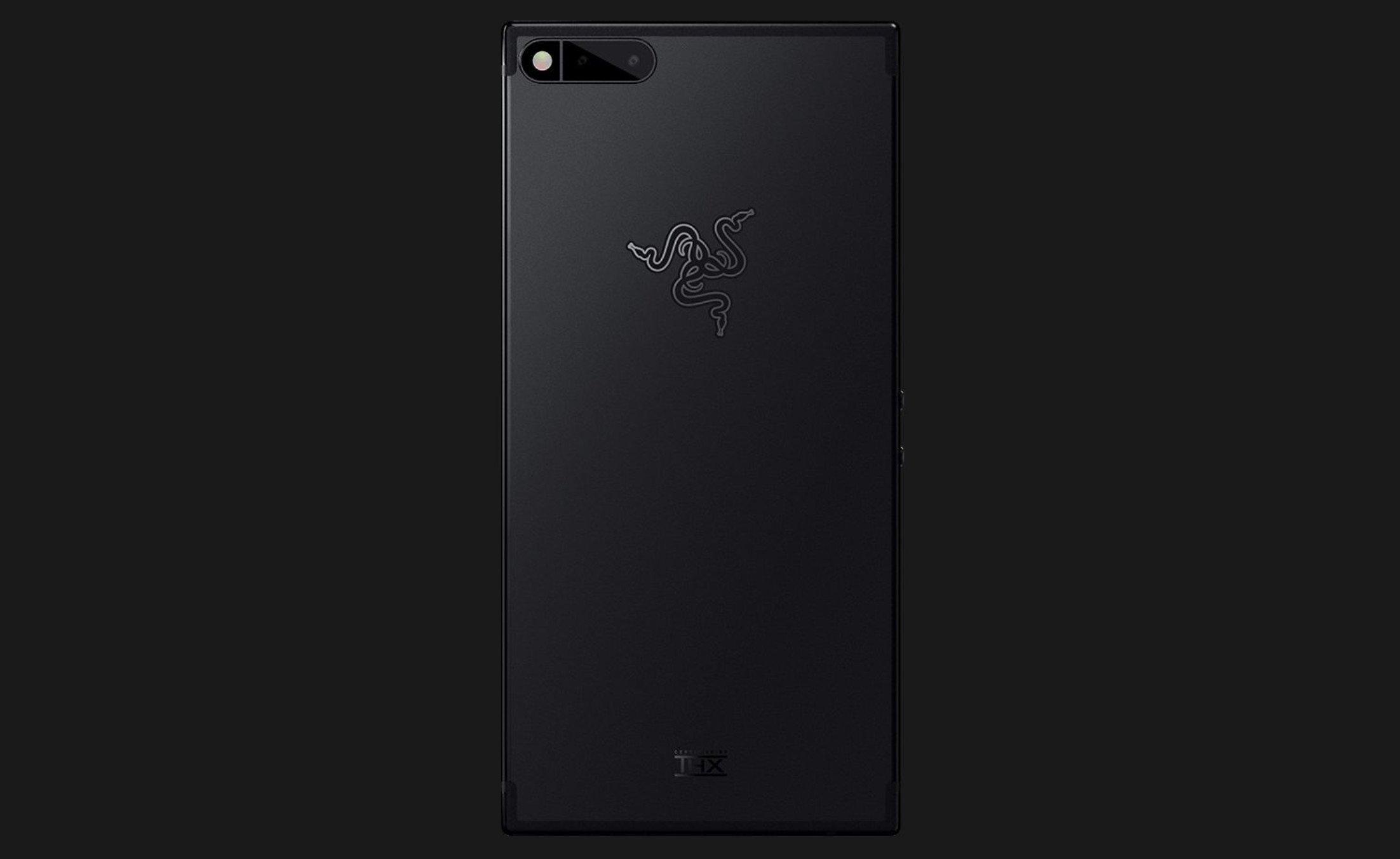 Razer Phone, 120Hz Ekran, Çift Kamerayla Geldi