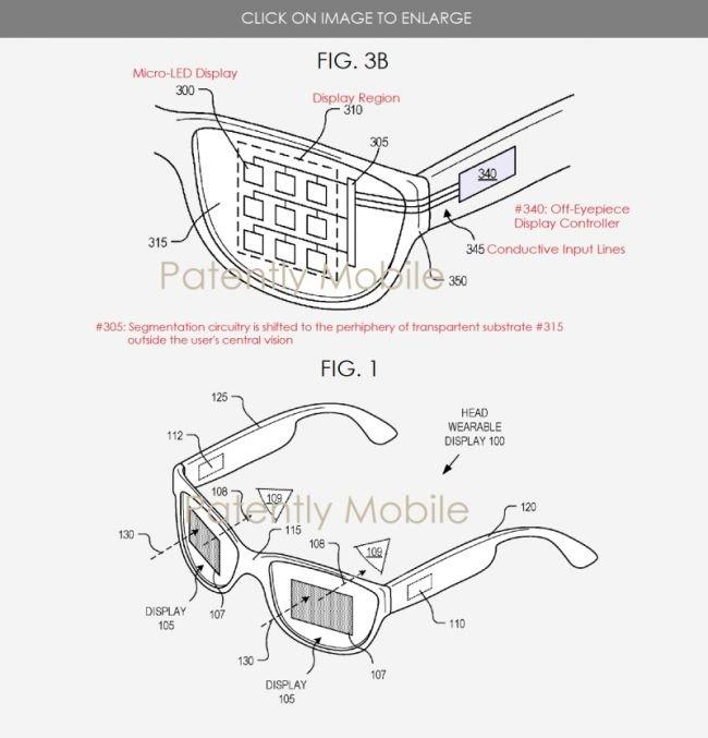 Google Glass, micro-LED Ekranla Geri Gelebilir