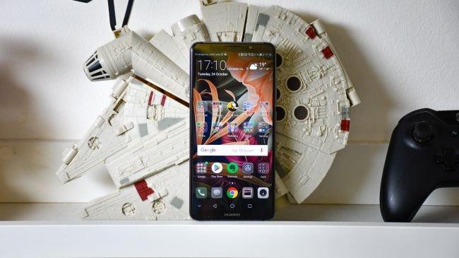 8. Huawei Mate 10 Pro