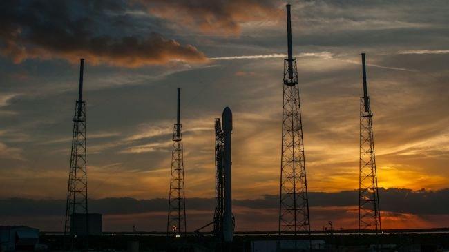 SpaceX'in yörünge-altı taşıyıcısı