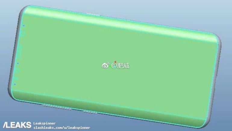 Samsung Galaxy S9 Muhtemelen Böyle Olacak