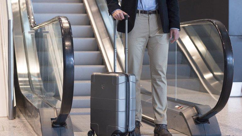 En Teknolojik Seyahat Arkadaşınız: USB'li Valiz