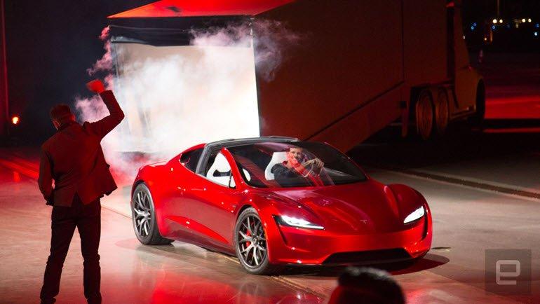 Yeni Roadster 2020'de Geliyor