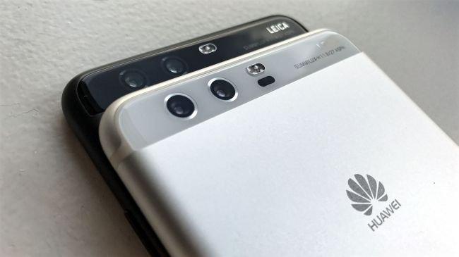 7. Huawei P10 Plus