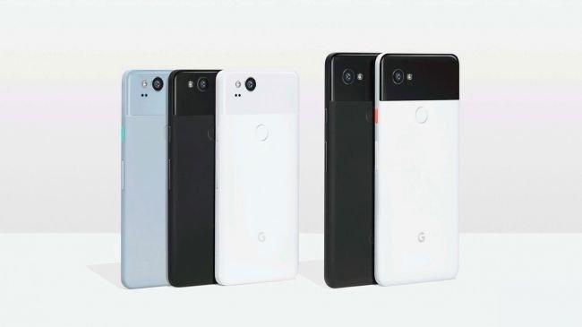 1. Google Pixel 2 / Pixel 2 XL