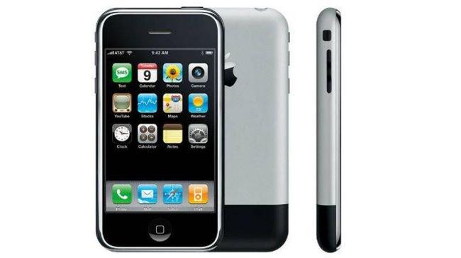 2007: iPhone'lar Hazır