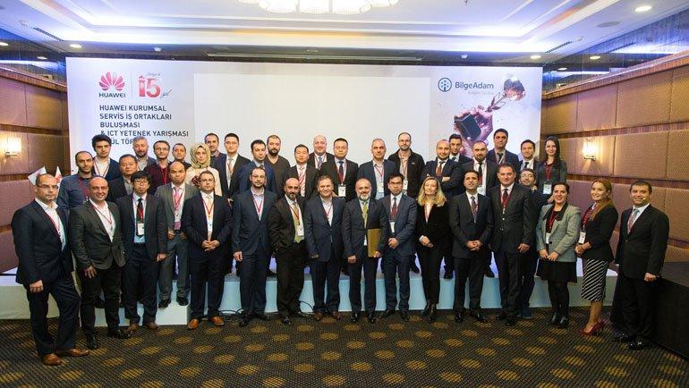 Huawei ICT Yetenek Yarışması Türkiye'de