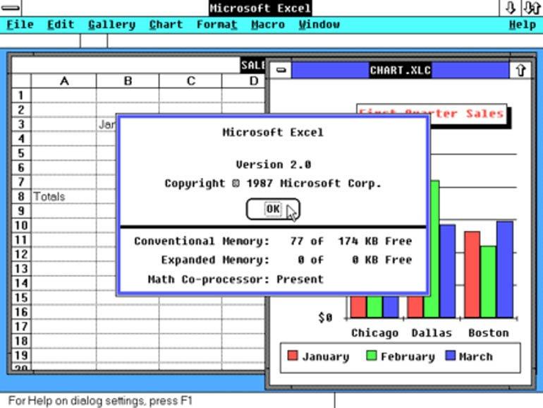 Microsoft'un Efsane Yazılımı 30 Yaşında!