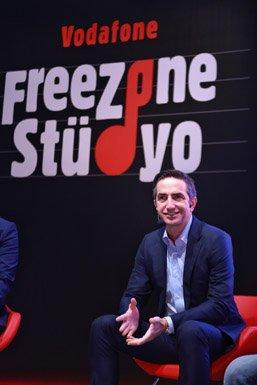 Vodafone FreeZone Stüdyo Vodafone Park'ta Açılıyor
