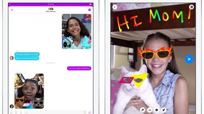 Facebook, Çocuklar İçin Messenger Geliştiriyor!