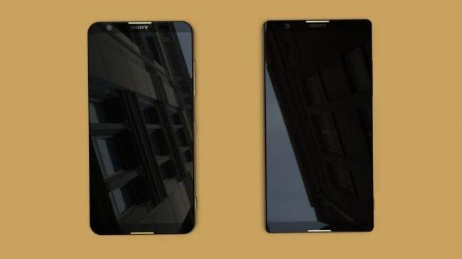 Yeni Sony Xperia'ya İlk Bakış!