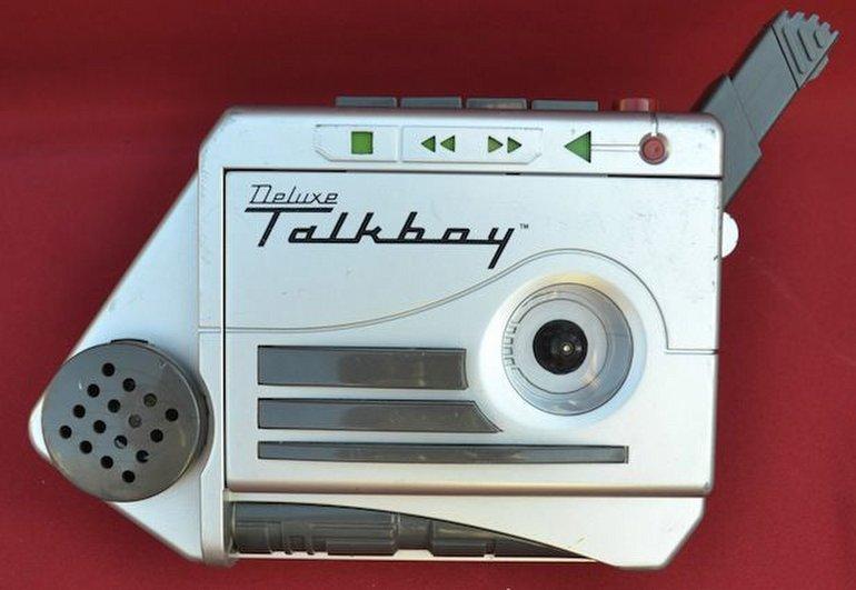 Talkboy - kayıt cihazları