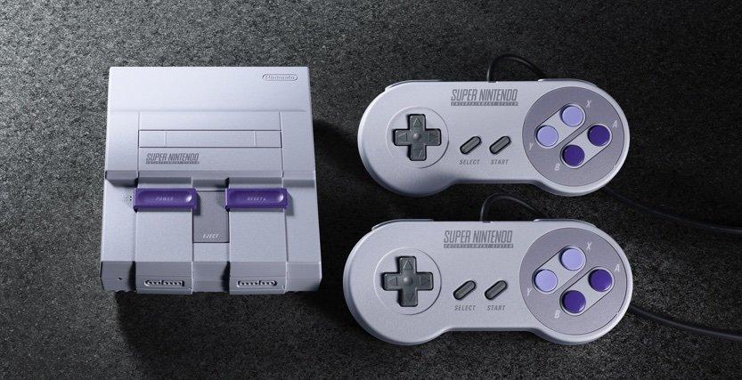 Super Nintendo - SNES Classic