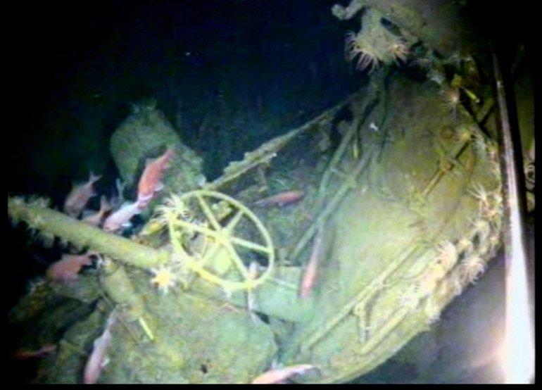 100 Yıl Önce Batan Gizemli Denizaltının Hikayesi Hala Tam Olarak Çözülemedi