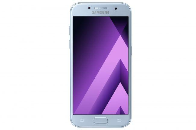 2017'nin Samsung Galaxy A5 ve A3'ü Tanıtıldı!